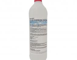 Płyn do higienicznej dezynfekcji rąk – 1 l